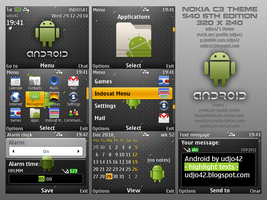 Android Theme by udjo42