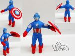 Capitain America by VictorCustomizer