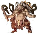 Commission: [WHA] Ogre by StefanoMarinetti