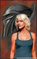 "BSG: Six ""Caprica"" by MJasonReed"