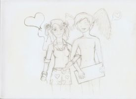 gimpy love:sketch by scullylam