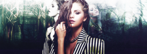 Selena Gomez Facebook Cover by Deniz-Cyrus