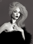 ivy levan by saeedgraphix