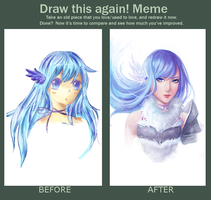 Draw This Again 2011- 2016 by rei-kaa