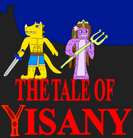 The Tale of Yisany by jacobyel