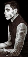 Zombie Boy by MigueAlanis