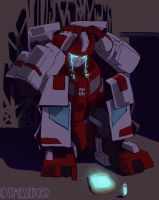 Request: FirstAid mourning Ambulon by IDSTMessenger