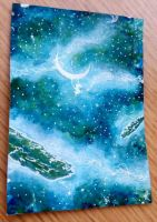 ACEO: What If by Kayrea