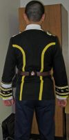 Raven Uniform 2013 Updates: Phase Two (Back) by galaxy1701d