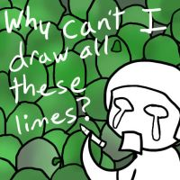 Why Can't I Draw Limes? by xYamakunx