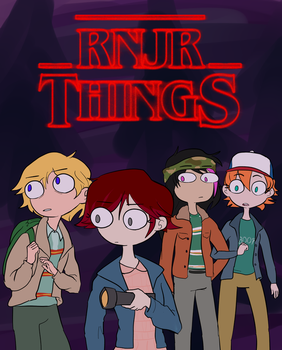 Rnjr Poster thing by JumpinJammies