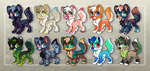Adopt Batch 2 {Auction - CLOSED} by DandyDuo