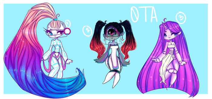 [opn]Offer to ADOPT these babs Ab added by TsuBaby