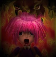 Annie from league of legends (#speedPainting) by zephixe1