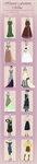 Historic Fashion meme :completed: by maple-flower