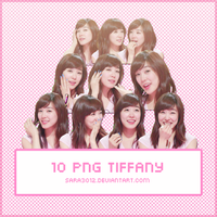PACK PNG TIFFANY SNSD by sara3012