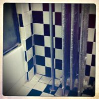 Bathroom Radiator by jonniedee