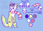 Ref Sheet 2013 by SIMPLYINLOVE
