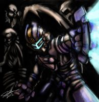 deadspace by kurtcrawler
