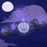 Chandelure by starrywishy