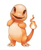 Charmander - Preview by Twarda8