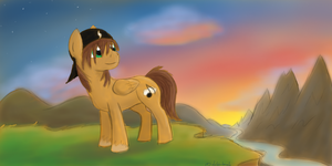 My Beautiful Skies by Shiloh-Tovah