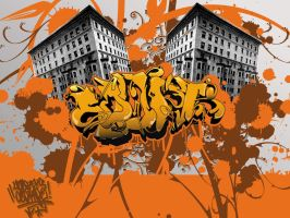Graffiti Vector by edont