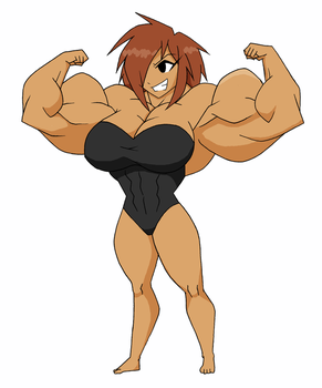Toon Muscle by Minamo21