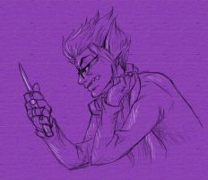 Eridan by Kaylith