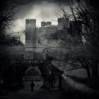Secret castle by lostknightkg