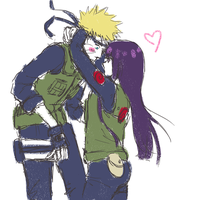 super crappy NaruHina by mayday-daywalker