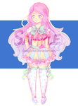 SET PRICE ADOPT - $5/500p || CLOSED by cloudylicious