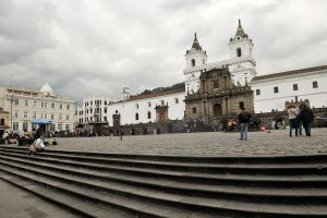 Convento de San Francisco 1 - Quito by wildplaces
