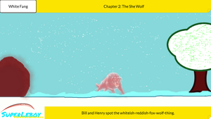 White Fang: Chapter 2 Artistic Veiw by SuperLeboy