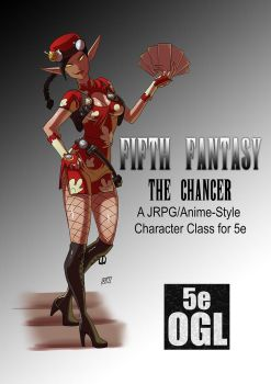 Fifth Fantasy: Chancer cover by GRIMACHU
