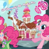 MLP Character Pinkie Pie by perprivater