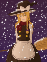 Marisa by xCastra