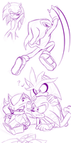 One Hour Sonic: 006 by kagomeamichun