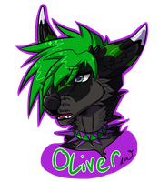 :Oliver Badge: by Vinabe