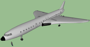WIP Avro Atlantic WIP_2 by kanyiko