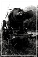 SSN Locomotief 65 018 by 0-Photocyte