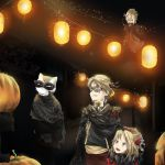 Natsume Halloween [couleur]  Theme : Dark carnival by ToutLeMondeDessine