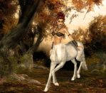 Forest Spirits - Centaur by patslash