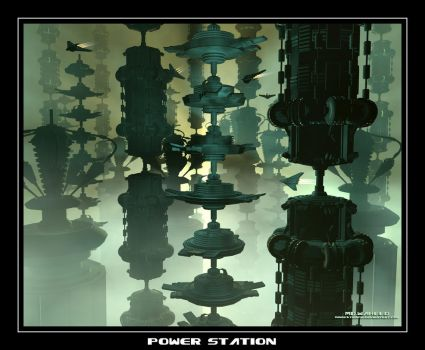 Power Station by innovation4d