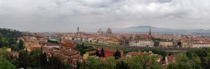 Wonderful Florence by ChudnayaMamba