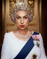 Queen Winehouse II by crymz