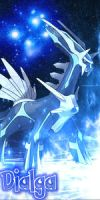 Dialga by Salih0vic