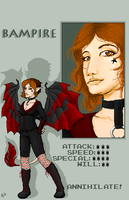 ID: Pixel Fighter by Bampire