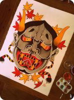 big hannya by xveganmafiax