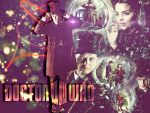 Doctor Who Wallpaper by Gem88